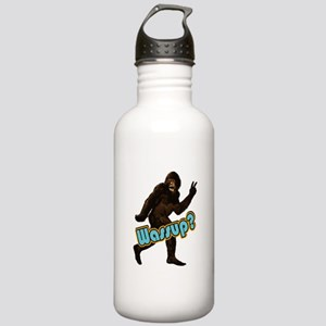 Bigfoot Sasquatch Yetti Wassup Stainless Water Bot