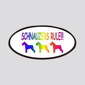 Schnauzer Patches