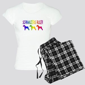 Schnauzer Women's Light Pajamas