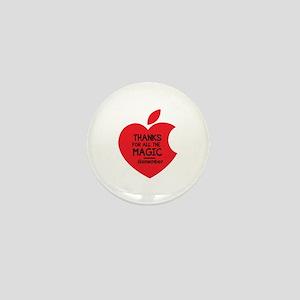 Steve Jobs Mini Button