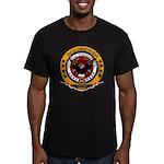 Panama Veteran Men's Fitted T-Shirt (dark)