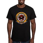 Grenada Veteran Men's Fitted T-Shirt (dark)