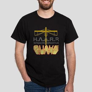 HAARP Quake Antenna Dark T-Shirt