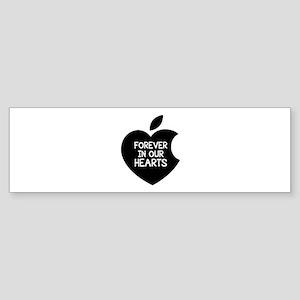 Steve Jobs Sticker (Bumper)