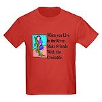 Crocodile Kids Dark T-Shirt