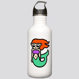 Sexy Cartoon Mermaid Stainless Water Bottle 1.0L