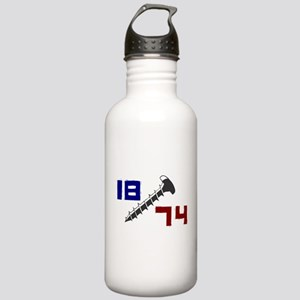 Getting Screwed Since 1874 Stainless Water Bottle