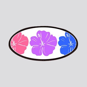 Bisexual Flag Luau Patches
