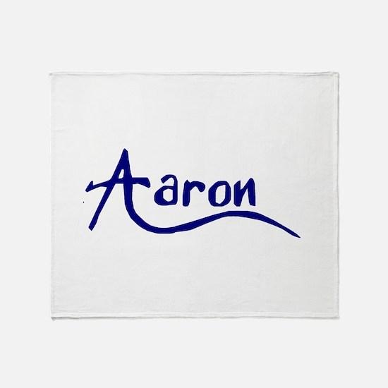 Aaron Throw Blanket