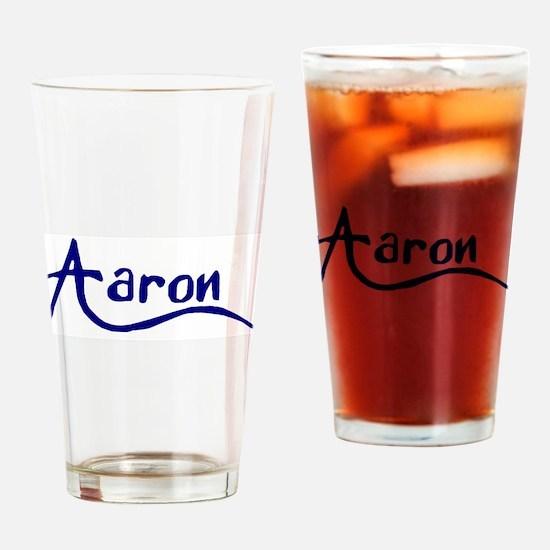 Aaron Drinking Glass