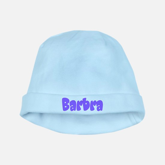Barbra baby hat