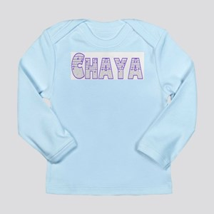 Chaya Long Sleeve Infant T-Shirt
