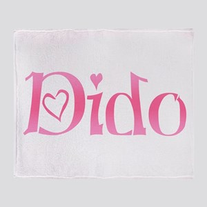 Dido Throw Blanket