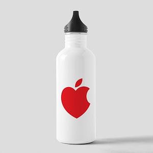 Steve Jobs Stainless Water Bottle 1.0L