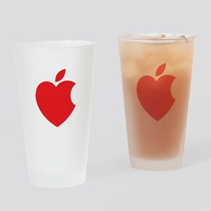 Steve Jobs Drinking Glass