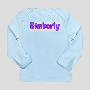 Kimberly Long Sleeve Infant T-Shirt