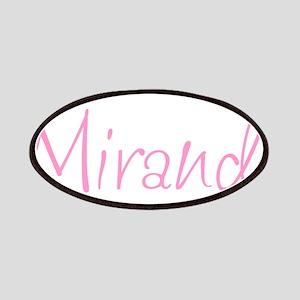 Miranda Patches