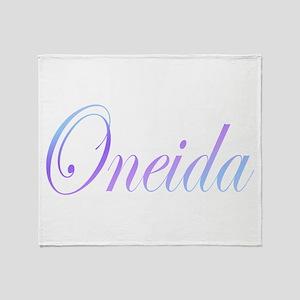 Oneida Throw Blanket