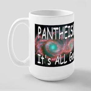 Pantheist Large Mug