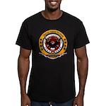 Korean War Veteran Men's Fitted T-Shirt (dark)