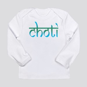 Choti Long Sleeve Infant T-Shirt