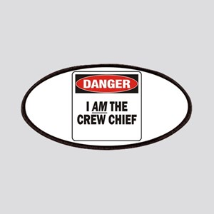 Crew Chief Patches