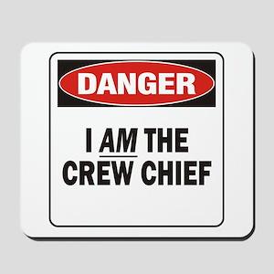 Crew Chief Mousepad