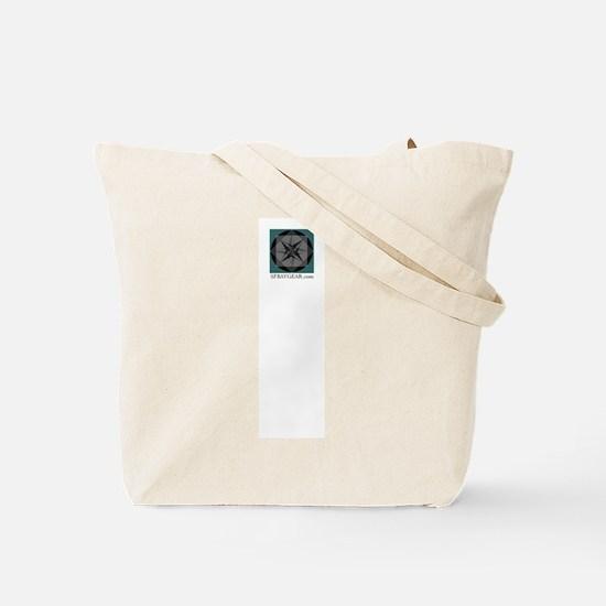 SF Thru Golden Gate  Tote Bag