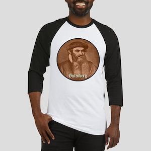 Gutenberg Baseball Jersey