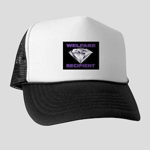 WHY WORK? Trucker Hat