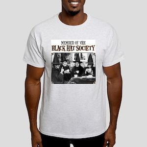 Black Hats Light T-Shirt