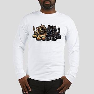 Cairn Terriers Long Sleeve T-Shirt