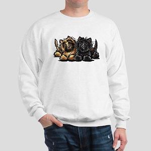 Cairn Terriers Sweatshirt