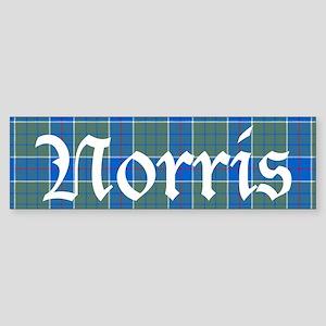Tartan - Norris Sticker (Bumper)