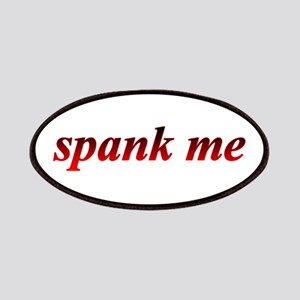 Spank Me Red-Hot Patches