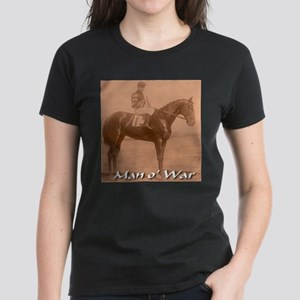 Man o' War Women's Dark T-Shirt