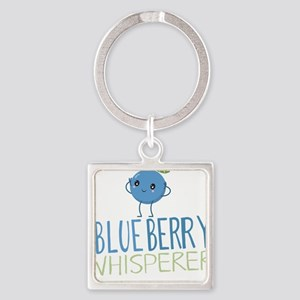 Blueberry Whisperer Keychains