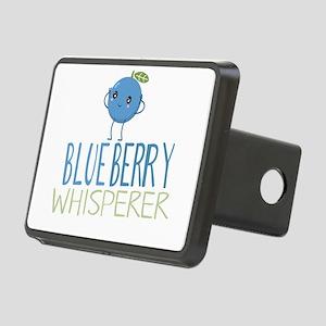 Blueberry Whisperer Hitch Cover