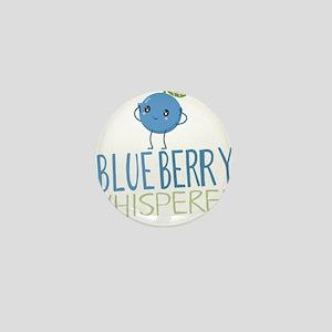 Blueberry Whisperer Mini Button