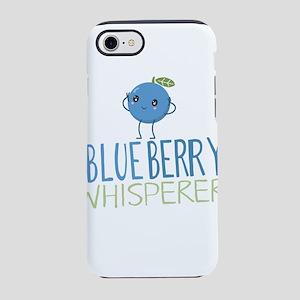 Blueberry Whisperer iPhone 7 Tough Case