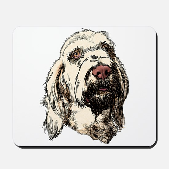 Spinone Mousepad