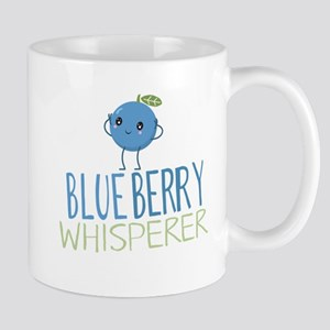Blueberry Whisperer Mugs