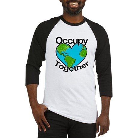 Occupy Together Baseball Jersey