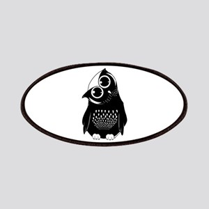 Curious Owl Patches