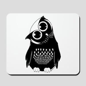 Curious Owl Mousepad