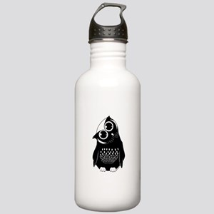 Curious Owl Stainless Water Bottle 1.0L