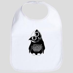 Curious Owl Bib