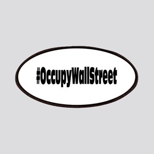 #occupywallstreet: Patches
