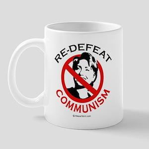 Re-defeat communism -  Mug