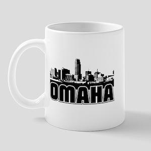 Omaha Skyline Mug